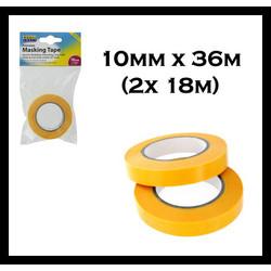 Masking Tape 10mm x 18 meter - Modelcraft - MCR PMA2010