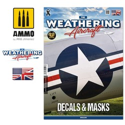The Weathering Aircraft Issue 17. Decals & Masks English - The Weathering Aircraft - A.MIG-5217