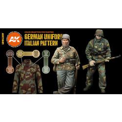 WWII German Italian Camouflage Set - AK-Interactive - AK-11681