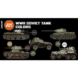 Soviet Camouflages Set - AK-Interactive - AK-11657
