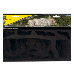Rock Mold - Base Rock - Woodland Scenics - WS-C1243
