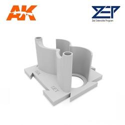 Microscale holder - ZEP - ZEP MS101