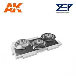 Magnetic mixing holder - ZEP - ZEP MS209