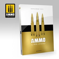 AMMO Catalogue with Step-by-Step (2021) - Ammo by Mig Jimenez - A.MIG-8300