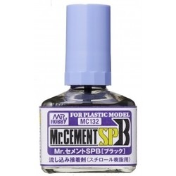 Mr. Cement SPB - 40ml - Mr Hobby - MRH-MC-132