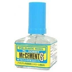 Mr. Cement S - 40ml - Mr Hobby - MRH-MC-129