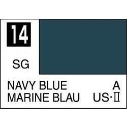 Mr Color Navy Blue - 10ml - Mr Hobby / Gunze - MRH-C-014