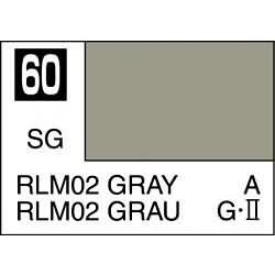 Mr Color RLM02 Gray - 10ml - Mr Hobby / Gunze - MRH-C-060