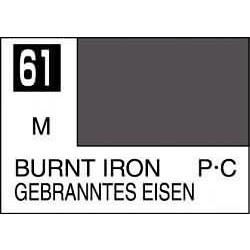 Mr Color Burnt Iron - 10ml - Mr Hobby / Gunze - MRH-C-061