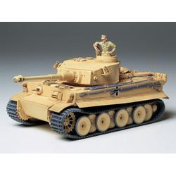 German Tiger I Initial Production - Scale 1/35 - Tamiya - TAM35227