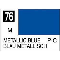 Mr Color Metallic Blue - 10ml - Mr Hobby / Gunze - MRH-C-076