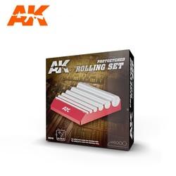 Photo Etched Rolling Set - AK-Interactive - AK-9163