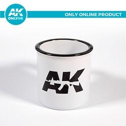 Ak White Mug - AK-Interactive- AK-908C