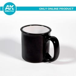 Ak Black Mug - AK-Interactive- AK-908D
