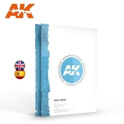 Ak Catalogue 2021-2022 - English And Spanish  - AK-Interactive- AK-919