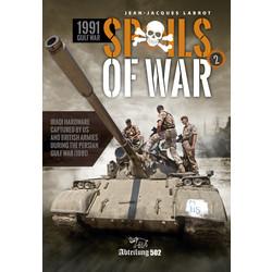 Spoils Of War. 1991 Gulf War. Vol. 2 - English - Abteilung 502 - ABT750