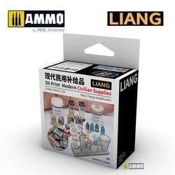Civilian Supplies - Various Scales - Liang Models - LIANG-0410
