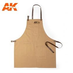 Official AK-Interactive Apron - Camel - AK-Interactive - AK-9201