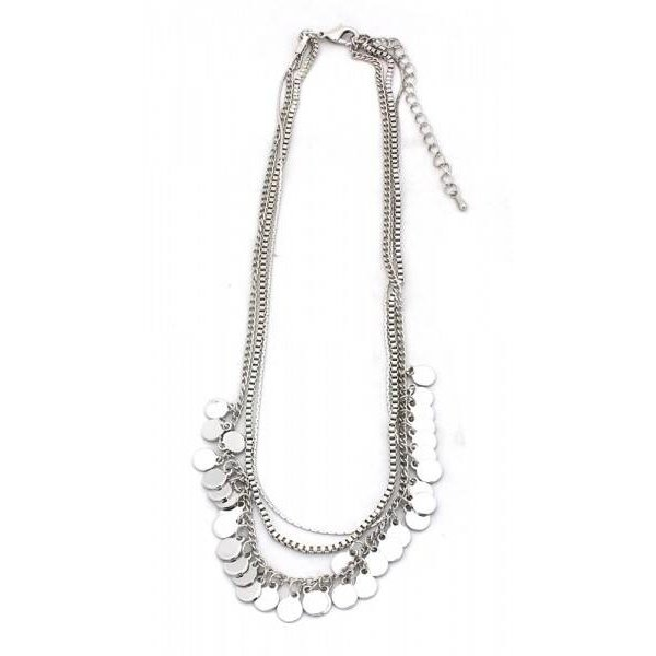 Ketting Royal Style  — Zilver