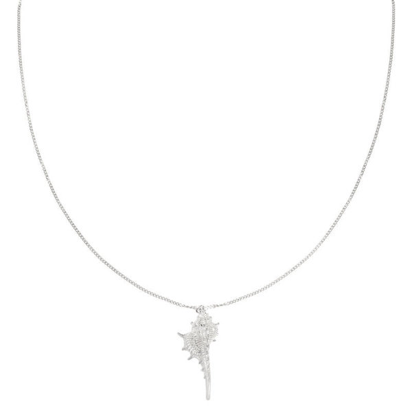 Yehwang Ketting Lovely Shell |  Zilver