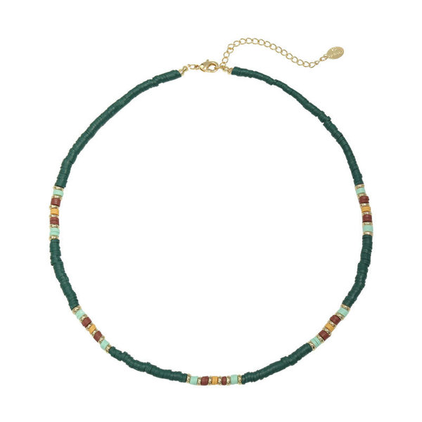 Ketting Colorful Day     Groen