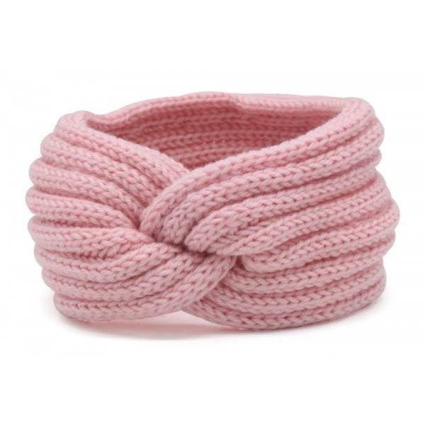 Haarband Knoop | Diverse kleuren — Roze
