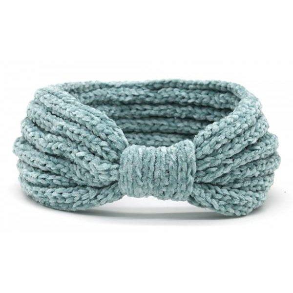 Haarband soft   Diverse kleuren — Blauw