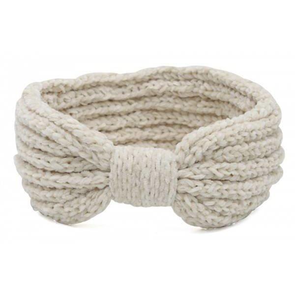 Haarband soft | Diverse kleuren — Wit