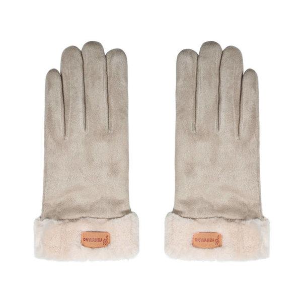 Yehwang Handschoenen Always warm | Beige