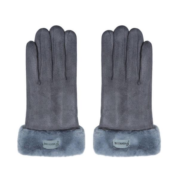 Yehwang Handschoenen Always warm  |  Grijs