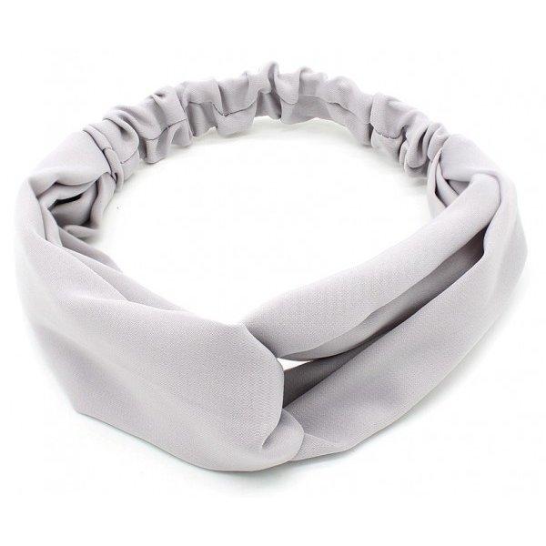 Haarband Licht grijs