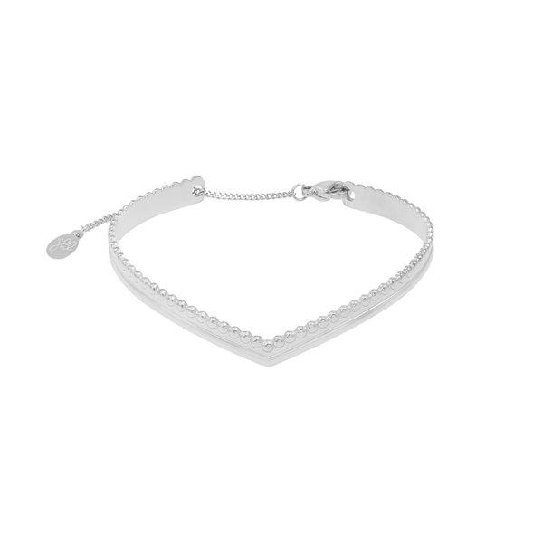 Yehwang Armband Victoria -Zilver