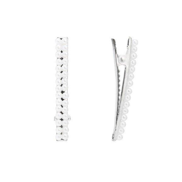 Yehwang Haarspeldjes parels 2 stuks