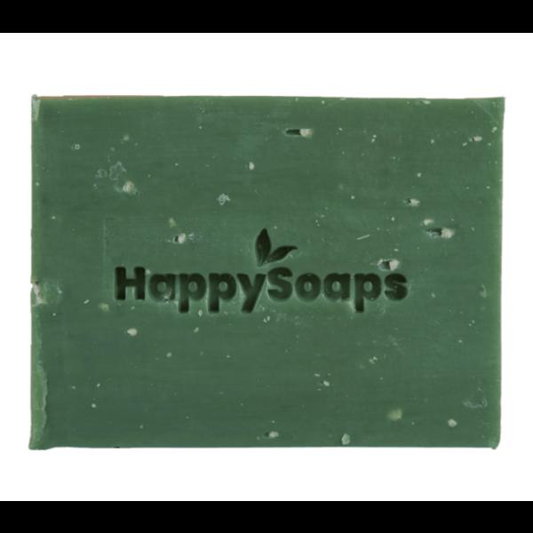 Happy Soaps Body Bar | Citroen en Basilicum