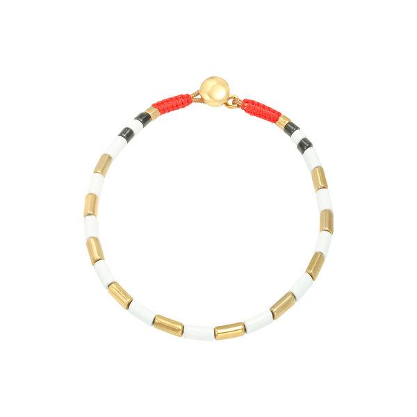 Yehwang Armband Metal Beads