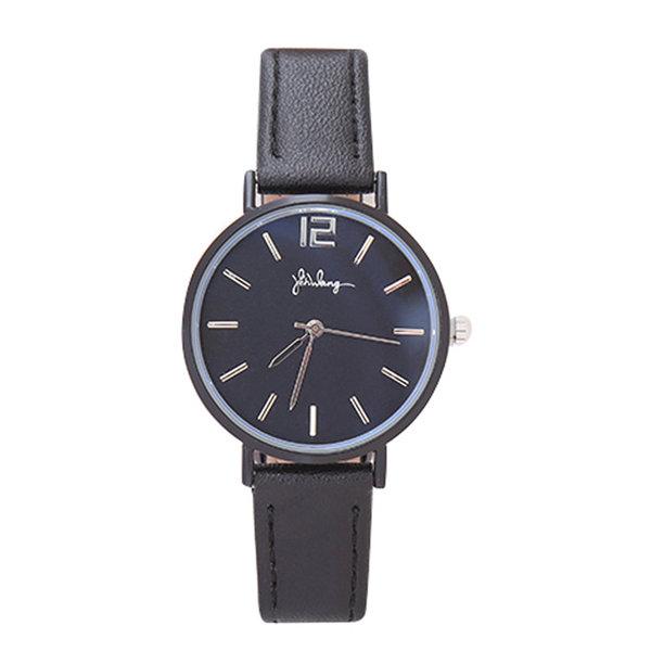 Yehwang Horloge Little Time | Zwart