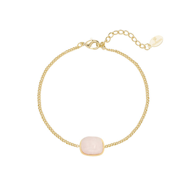 Yehwang Armband In Nature - Roze