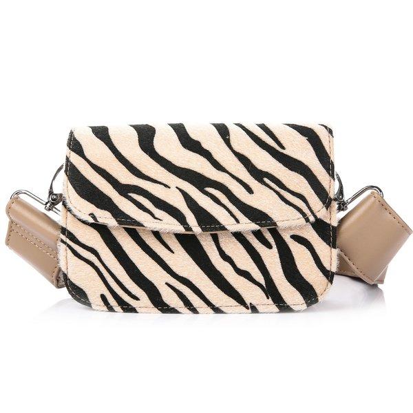 Next Lvl Tas zebra design