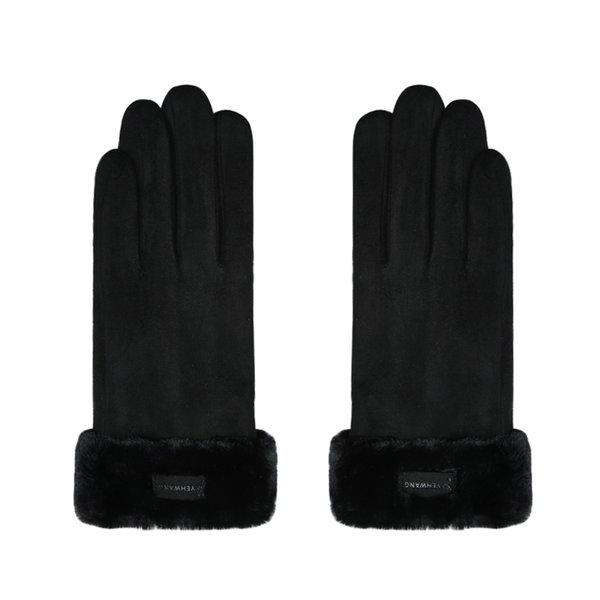 Yehwang Handschoenen Always warm    Zwart