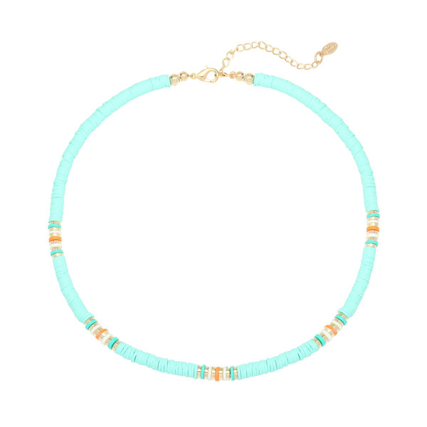 Yehwang Surf Ketting   Ride to the wave   Mint