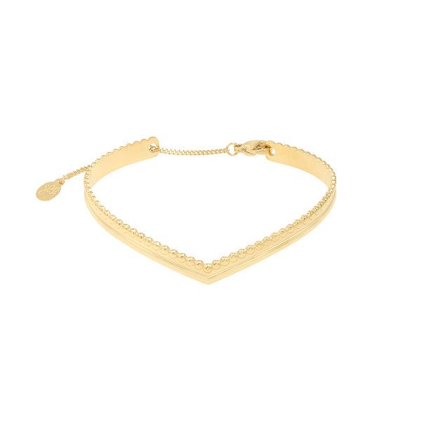 Yehwang Armband Victoria - Goud