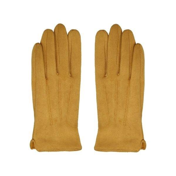 Handschoenen Heat   Okergeel