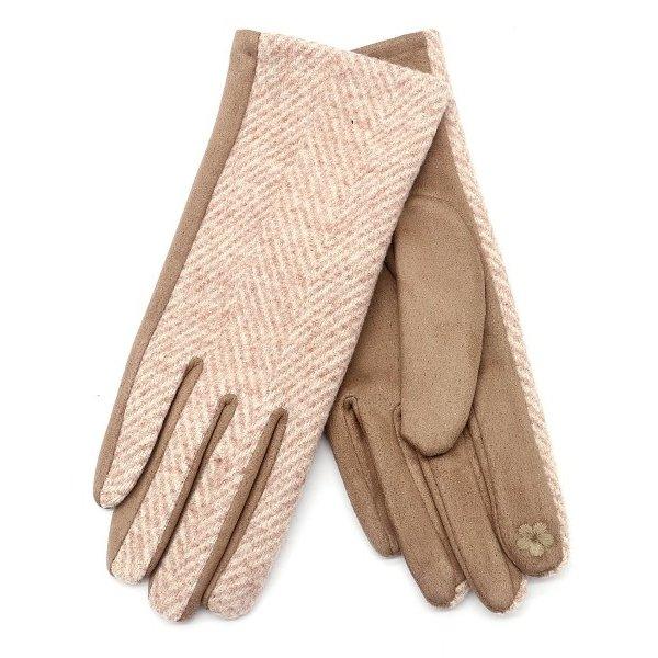 Handschoenen Fashion | Beige