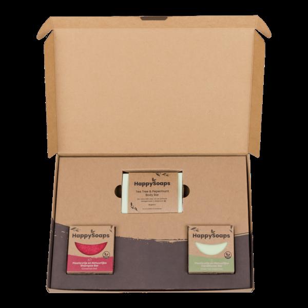 Happy Soaps Happy Soap Giftbox - Herbs & Spices | Medium