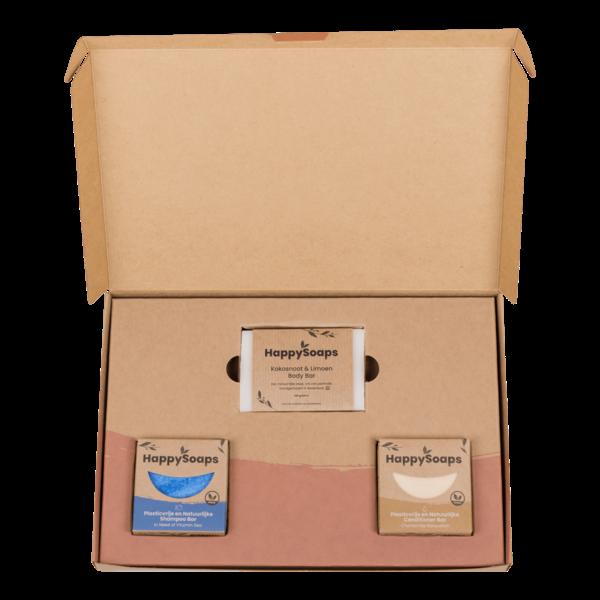 Happy Soaps Happy Soap Giftbox - Tropical Sensation  | Medium