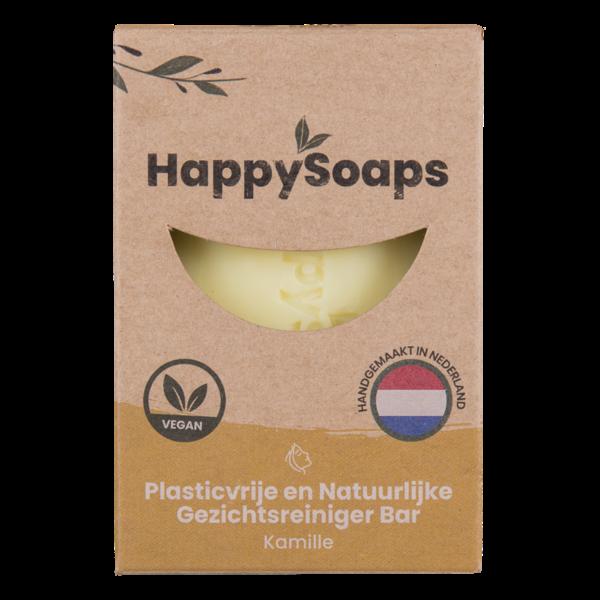 Happy Soaps Gezichtsreiniger Bar |  Kamille