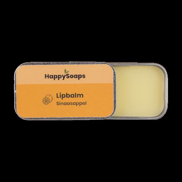 Happy Soaps HappySoaps Lipbalm | Sinaasappel