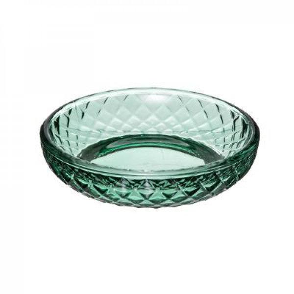 Five Zeepbakje - Sieradenbakje Glas   Groen