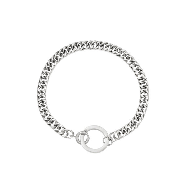 Armband Connect | Zilver