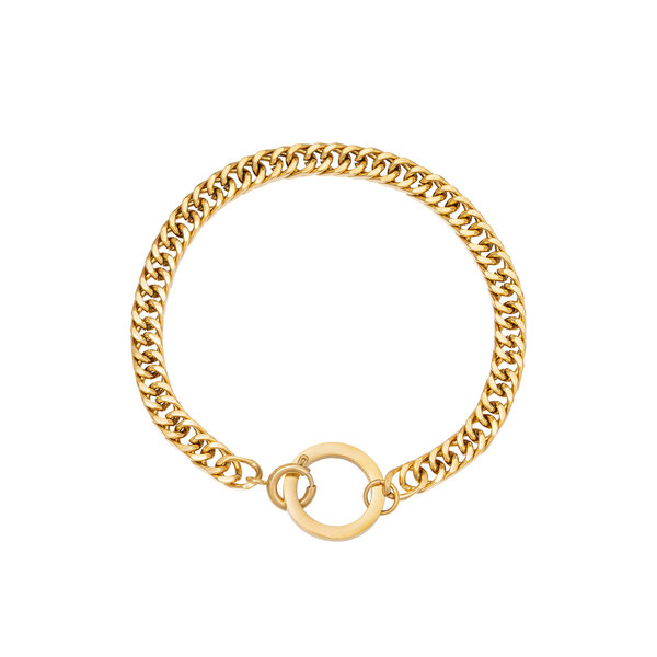 Armband Connect | Goud